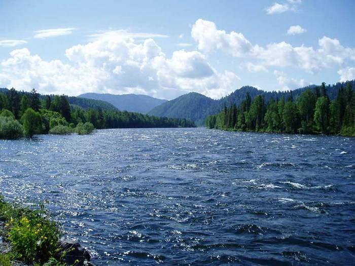 Бия река