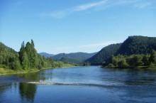 Бия – река Алтайского края