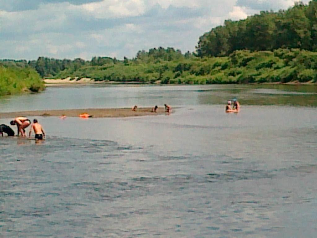 Лето на Чумыше