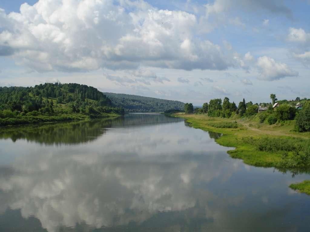 Река Кондома