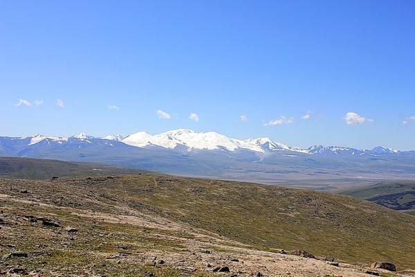 Хребет Табын-Богдо-Ола1
