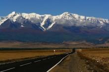 Чуйский тракт – тысяча километров впечатлений.