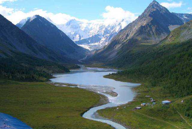Горный Алтай таинственная страна