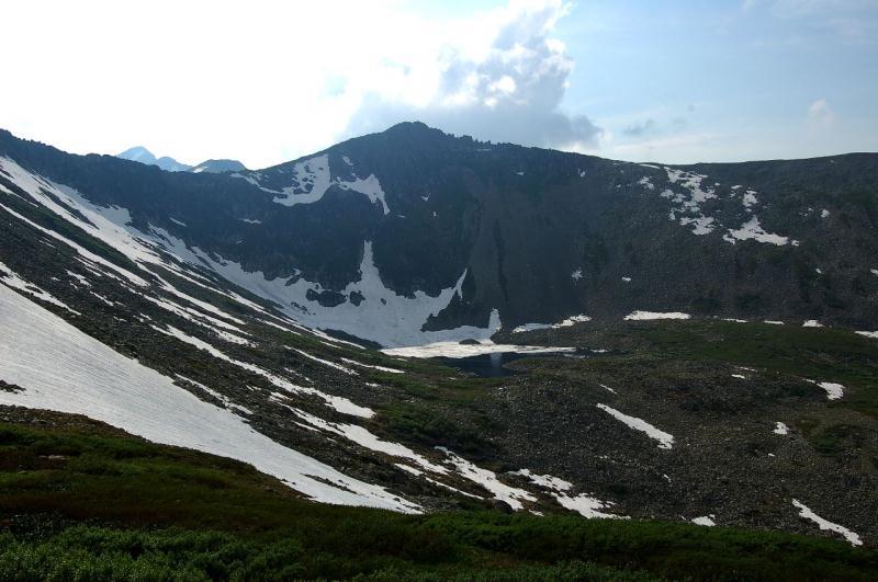 Перевал Малого Зуба