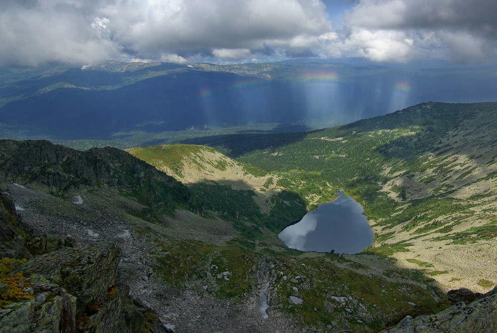 озеро Выпускников