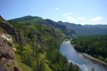 Река Бедуй