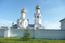Церковь во имя Аристарха Михаила в Новосибирске
