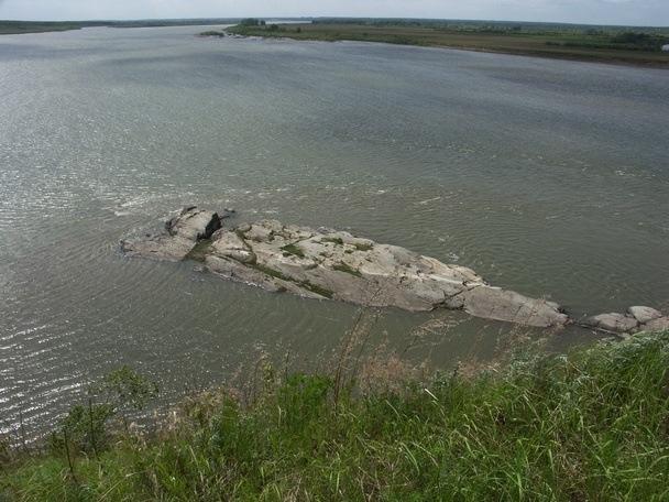 Аникин камень в томской области