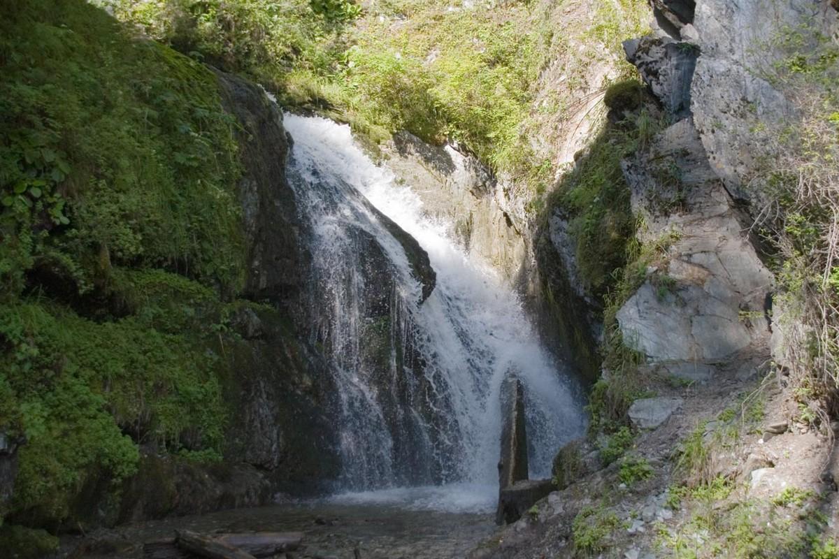 Водопад Чедор