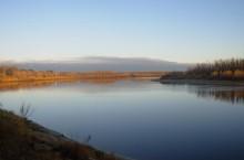 Реки Томской области.