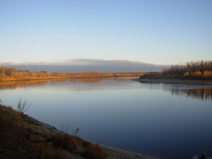 Река Васюган