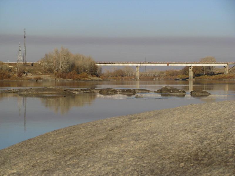 алтайский край калманский район рыбалка