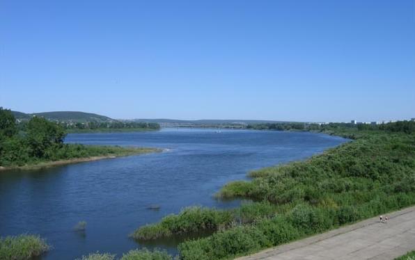 река Киргизка