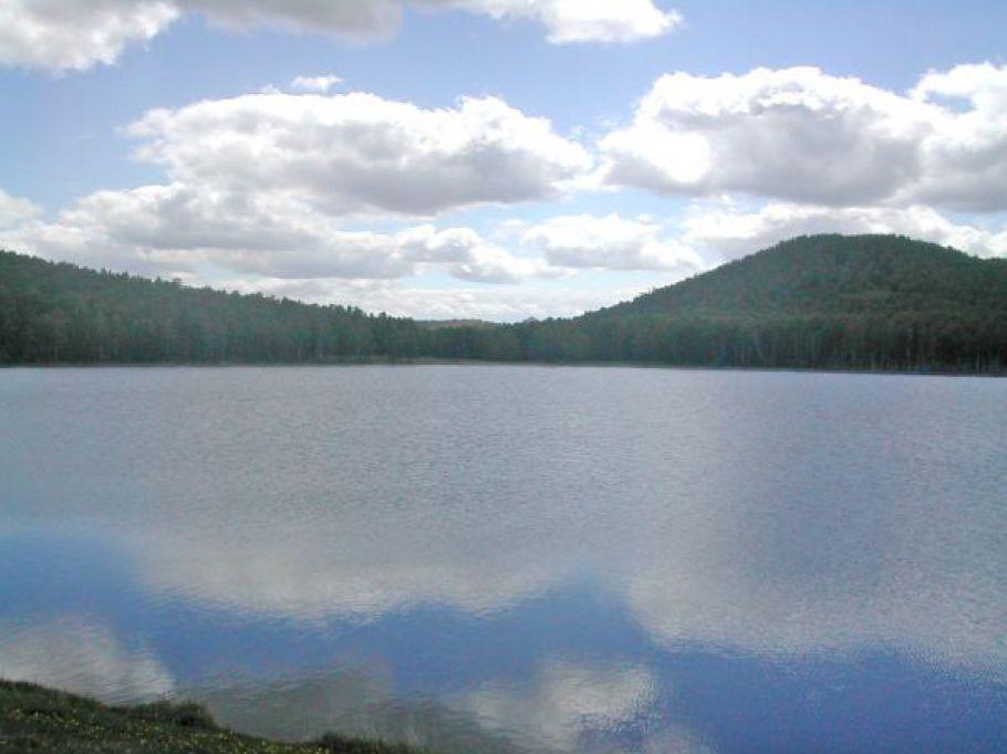 Озеро Литвино (Заводское).