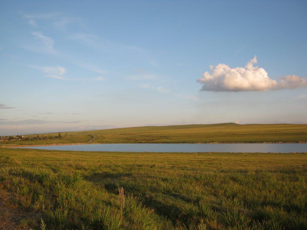 Озеро Чалпан