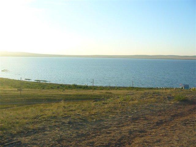 Озеро Черемушки в Хакасии