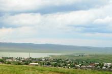 Село Джирим в Хакасии