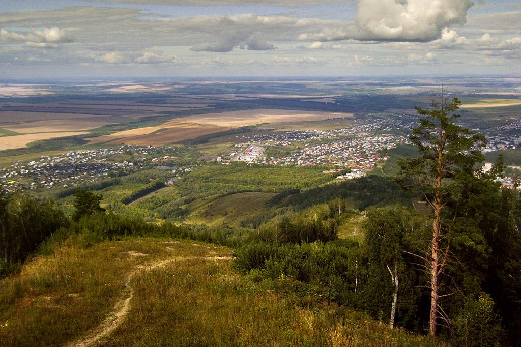 Тогульский район Алтайского края