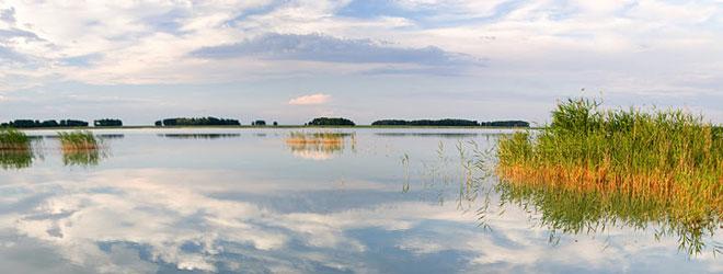 озеро Малые Чаны