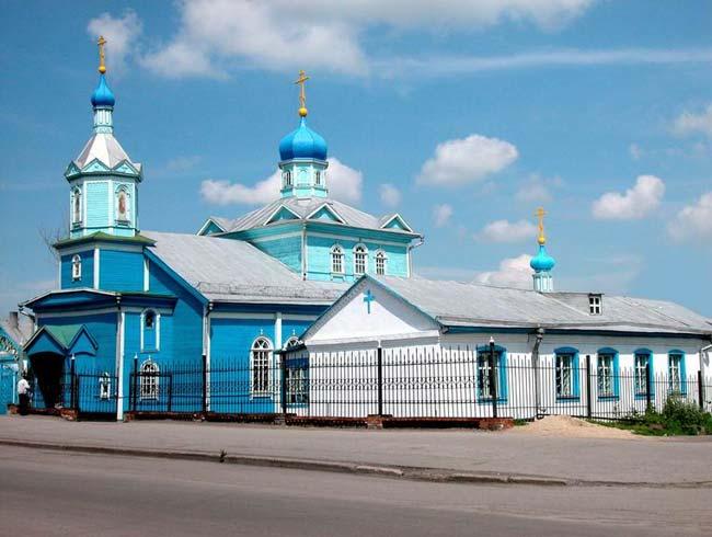 Беловский район