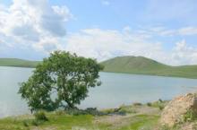 Власьево озеро в Хакасии