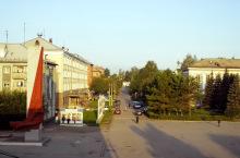 Город Белово в Кемеровской области