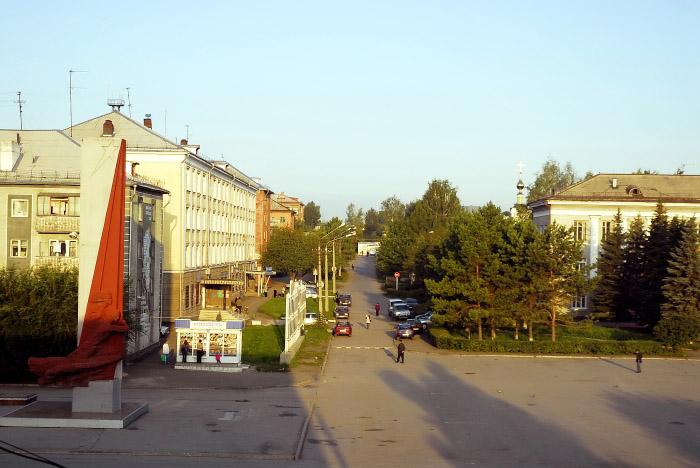 Город Белово
