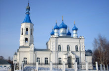 Город Салаир в Кемеровской области