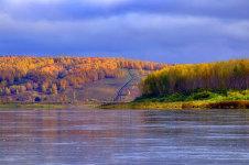 Крапивинский район в Кемеровской области