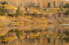 Озеро Кирек у посёлка Кирек