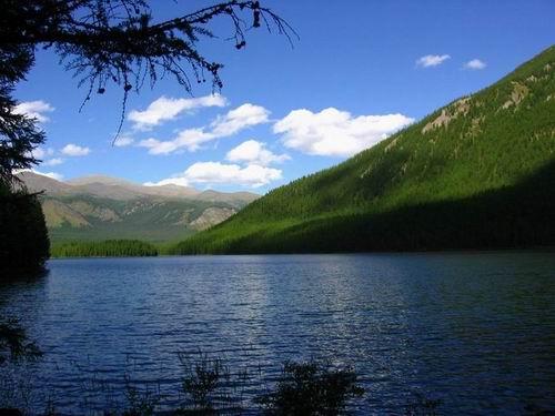 Озеро Позарым