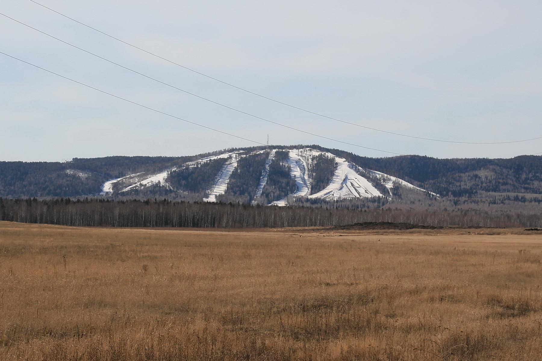 Промышленновский район в Кемеровской области