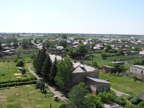Село Баево