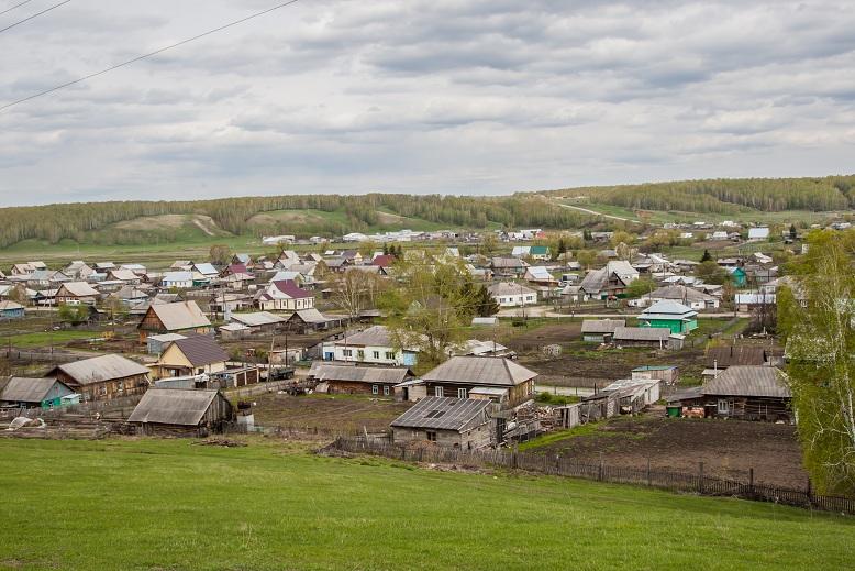 Село Ельцовка