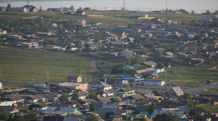 Село Шира