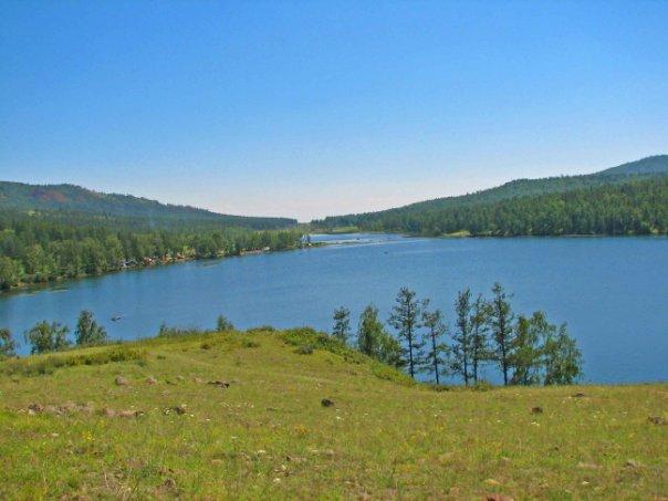 озеро Буланкуль.