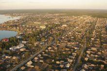 Белый Яр — посёлок из ближнего времени