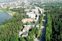 Город Бердск в Новосибирской области