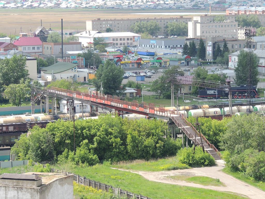 карасук фото город