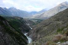 Река Аргут в Горном Алтае