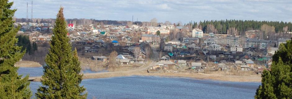 Село Кривошеино