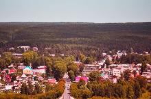 Город Тогучин в Новосибирской области
