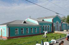 Город Чулым в Новосибирской области