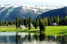 Сотрудники Алтайского биосферного заповедника представили регион  первому Фестивалю организации Русское географическое общество