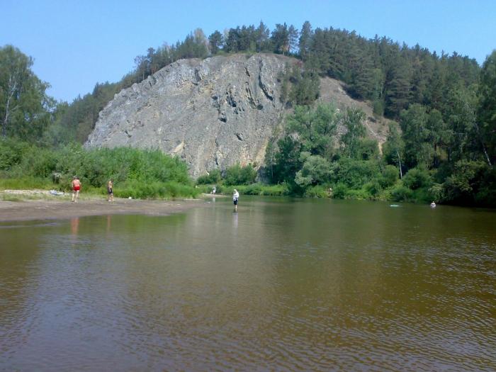 Маслянинский район