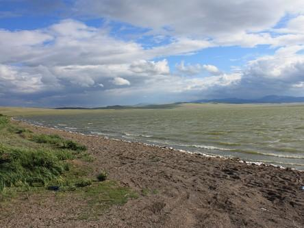 Озеро Фыркал в Хакасии