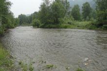 Река Ануй в Горном Алтае.