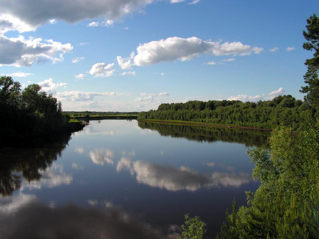 Река Парабель