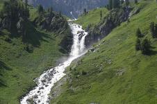 Экспедиция в Катунскую заповедную зону