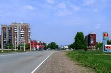 Город Минусинск в Красноярском крае